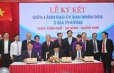 Тхыатхьен-Хюэ Дананг и Куангнам взаимодействуют в развитии туризма