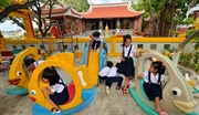 La vie paisible sur  larchipel Truong Sa (Spratleys)