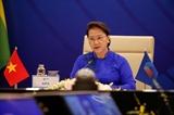 Thông điệp của Chủ tịch AIPA-41 Nguyễn Thị Kim Ngân tại Phiên đối thoại giữa Lãnh đạo các nước ASEAN và Lãnh đạo các Nghị viện thành viên AIPA