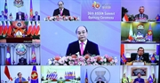 ASEAN looks forward to a cohesive and powerful community