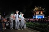 Đặc sắc đêm trình diễn Áo dài – Di sản văn hóa Việt Nam