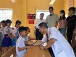 Gần 13.000 trẻ em tại Vĩnh Phúc được khám sàng lọc phát hiện sớm bệnh tim bẩm sinh