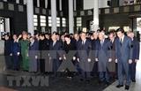 Rinden en Vietnam homenaje póstumo a veterano legislador Vu Mao