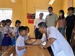 Почти 13.000 детей прошли обследование на врожденные пороки сердца в провинции Виньфук