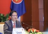 Региональные министры ищут способы облегчить торговлю АСЕАН
