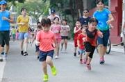 Kids Running - Ngày hội của trẻ em yêu chạy bộ ở Hà Nội