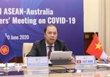 Hội nghị Bộ trưởng ASEAN-Australia Đặc biệt về COVID-19 theo hình thức trực tuyến