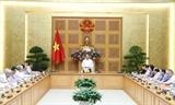 Thủ tướng: Đổi mới mạnh mẽ thể chế chính sách tài chính tiền tệ nâng cao khả năng cạnh tranh của nền kinh tế