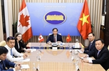 Việt Nam và Canada tiến hành tham khảo chính trị cấp Thứ trưởng Ngoại giao lần thứ hai