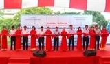 Exposition darchives sur la ville urbaine maritime de Da Nang