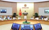 Le PM travaille le Comité de pilotage national sur la prévention et la lutte anti-COVID-19