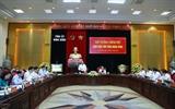 Le Premier ministre Nguyen Xuan Phuc se rend à Ninh Binh