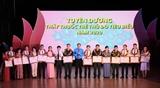 Vinh danh các thầy thuốc trẻ Thủ đô tiêu biểu và trao Giải thưởng Đặng Thùy Trâm lần thứ V năm 2020