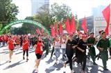 HCM-V: plus de 30.000 personnes à la course de la Journée olympique pour la santé publique