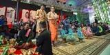 Tái hiện lễ cưới người Khmer giữa lòng Sài Gòn phồn hoa