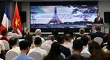 Tăng cường quan hệ hữu nghị giữa nhân dân Việt Nam - Pháp
