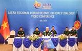 Le Dialogue des responsables de la défense du Forum régional de lASEAN