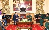Tăng cường trao đổi kinh nghiệm gìn giữ hòa bình Liên hợp quốc giữa Việt Nam - Hoa Kỳ