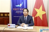 베트남 팬데믹과 안보 주제의 유엔 안보리의 온라인 논의 참여