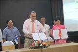 Посольство Финляндии финансирует меры по борьбе с изменением климата в дельте реки Меконг