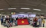 Вьетнамские граждане были благополучно доставлены на родину из Шри-Ланки и Бангладеша