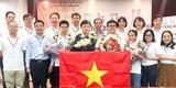 Olympic Hoá học quốc tế năm 2020: Việt Nam xếp thứ hai thế giới