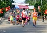 Gần 2.000 vận động viên tham gia Giải vô địch quốc gia Marathon và cự ly dài trên huyện đảo Lý Sơn