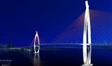 껀저교 및 관광도시 프로젝트 승인