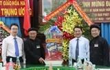 Лидер ОФВ поздравил с годовщиной основания буддийской общины Хоахао