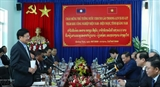 Премьер-министр Лаоса Тхонглунг Сисулит познакомился с некоторыми экономическими моделям Вьетнама