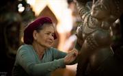 Quintaesencia del arte de la cerámica de la etnia cham