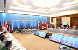 La visioconférence sur les politiques de sécurité de lARF