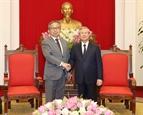 Thường trực Ban Bí thư Trần Quốc Vượng: Tăng cường quan hệ Đối tác chiến lược sâu rộng Việt Nam - Nhật Bản trong bối cảnh mới