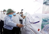 Thủ tướng lần thứ 3 kiểm tra tiến độ thi công cao tốc Trung Lương-Mỹ Thuận