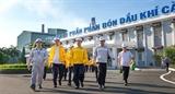Đồng chí Trần Quốc Vượng thăm cụm công nghiệp Khí Điện Đạm Cà Mau: Tiết kiệm năng lượng quản trị hiệu quả