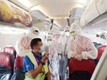 Vietjet выполняет рейсы чтобы помочь пассажирам оказавшимся в Дананге вернуться в Ханой и город Хошимин