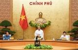 លោកនាយករដ្ឋមន្រ្តី Nguyen Xuan Phuc អញ្ជើញធ្វើជាអធិបតីក្នុងកិច្ចប្រជុំរដ្ឋាភិបាលស្ដីពីកិច្ចការកសាងច្បាប់