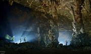 Paraíso mágico de la cueva de Hada