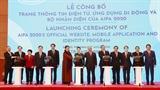 Chủ tịch Quốc hội Nguyễn Thị Kim Ngân dự Lễ Công bố Trang thông tin điện tử bộ nhận diện Năm Chủ tịch AIPA 2020