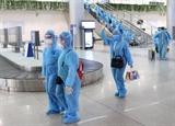Thành phố Hồ Chí Minh đón 297 du khách từ tâm dịch Đà Nẵng trở về 