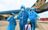 Туристы застрявшие в Дананге после вспышки вылетели в Ханой