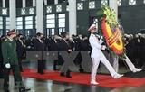 Dirigentes y pueblo vietnamitas despiden al exsecretario general del Partido Comunista Le Kha Phieu