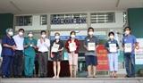 Thêm 5 bệnh nhân tại Đà Nẵng khỏi bệnh và xuất viện