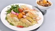 Arroz con pollo de Hoi An