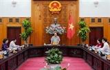Вьетнам продолжает осуществлять намеченные цели социально-экономического развития