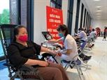 Донорская акция Капля крови в знак признательности завершила Красный маршрут 2020