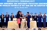유럽연합-베트남 자유무역협정 본격 발효