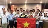 2020년 국제화학 올림픽대회: 베트남 세계 2위