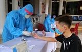 Вьетнам подтвердил еше 2 новых случая COVID-19 в результате чего общее число инфекций в стране достигло 672