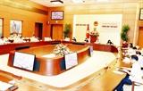 국가 선거위원회의 첫 회의